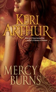 Mercy Burns cover