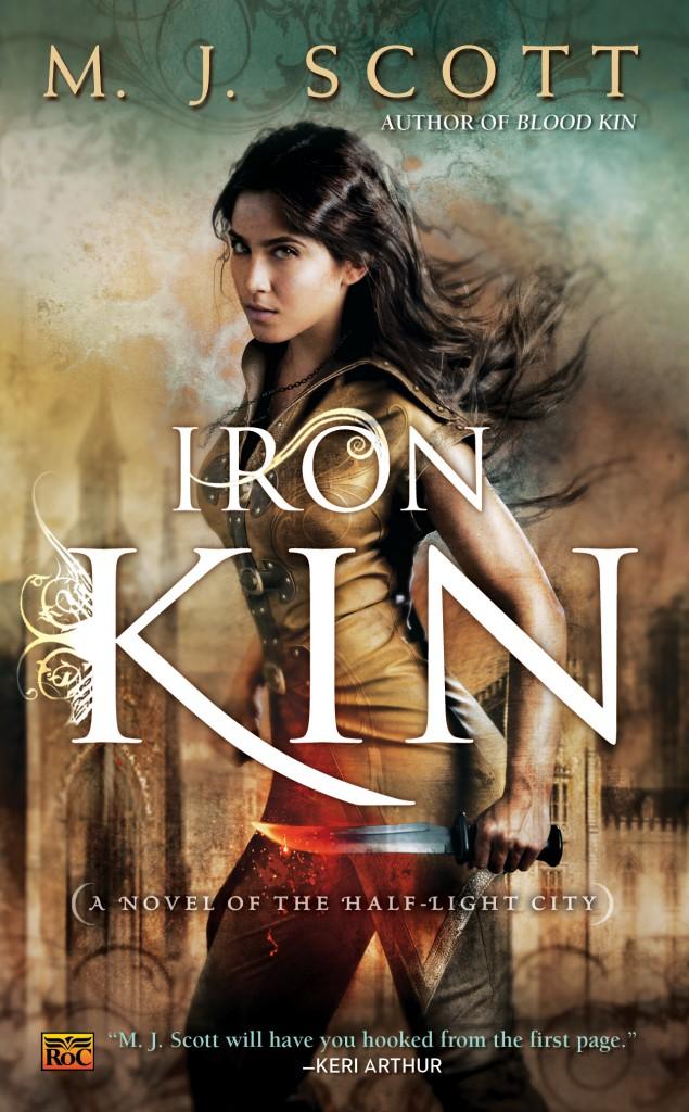 Iron Kin cover