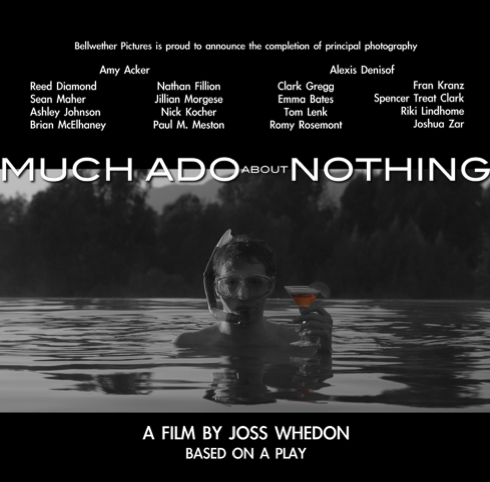 Joss Whedon Much Ado About Nothing