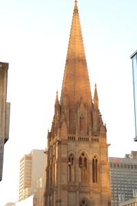 St. Paul's spire