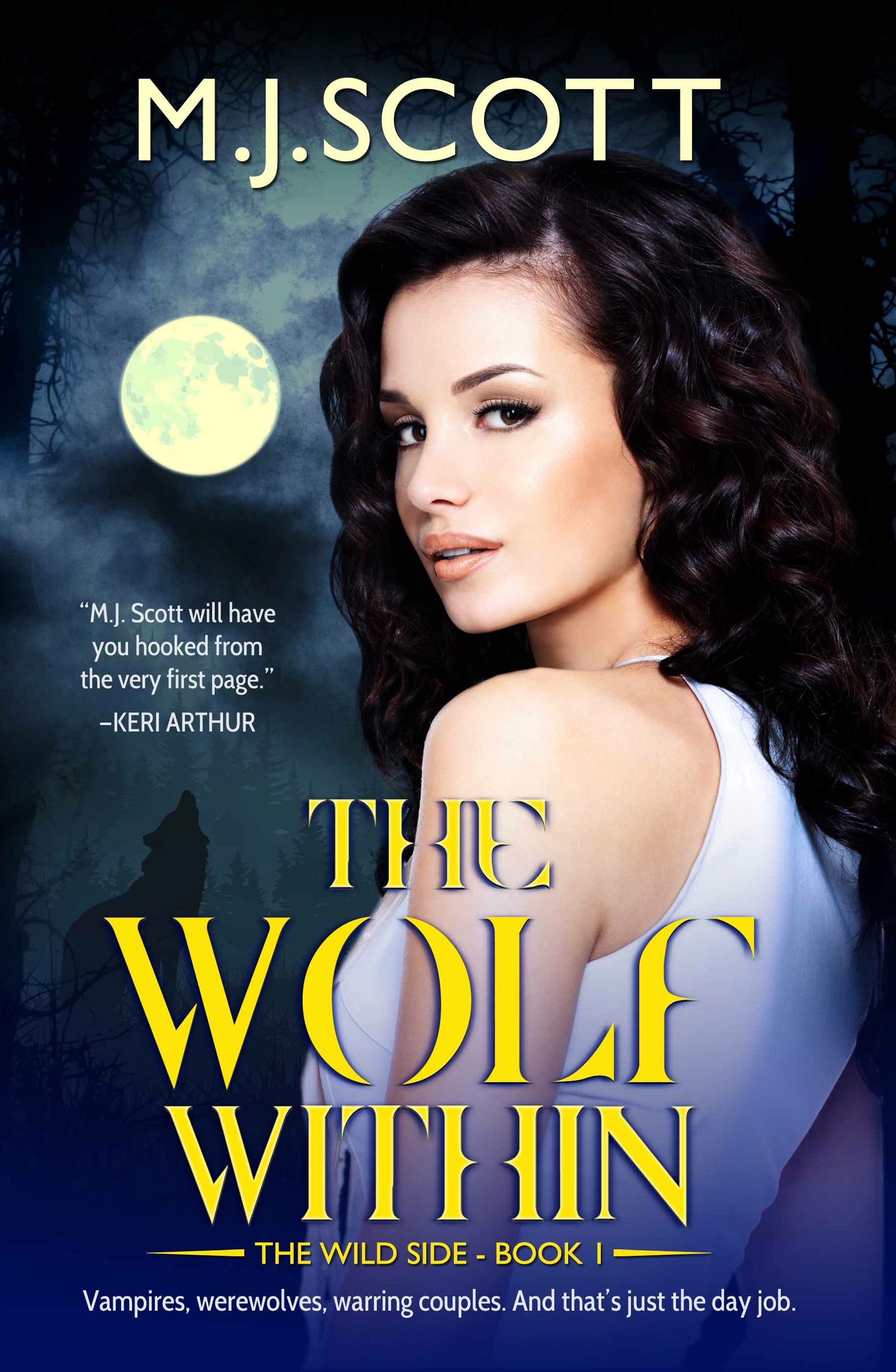 The Wolf Within on sale