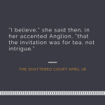 The Shattered Court snippet 5