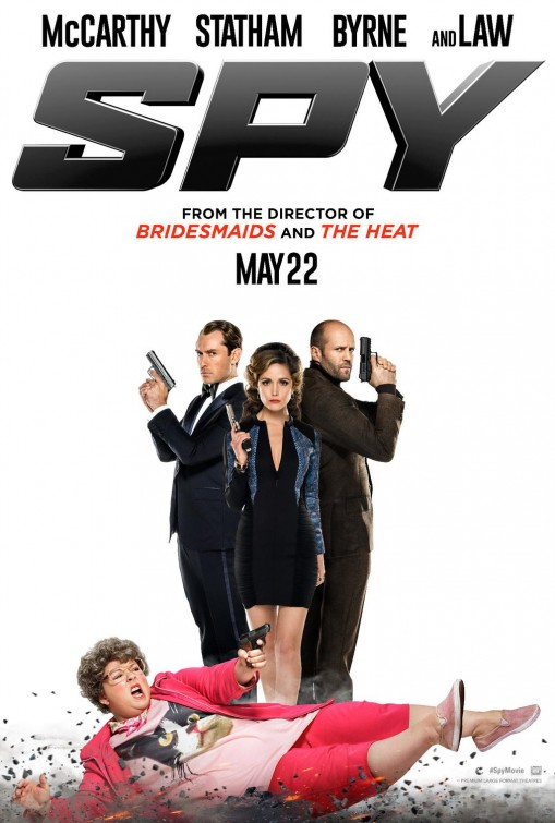 Movie fix – Spy