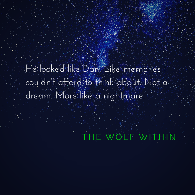 The Wolf Within 2