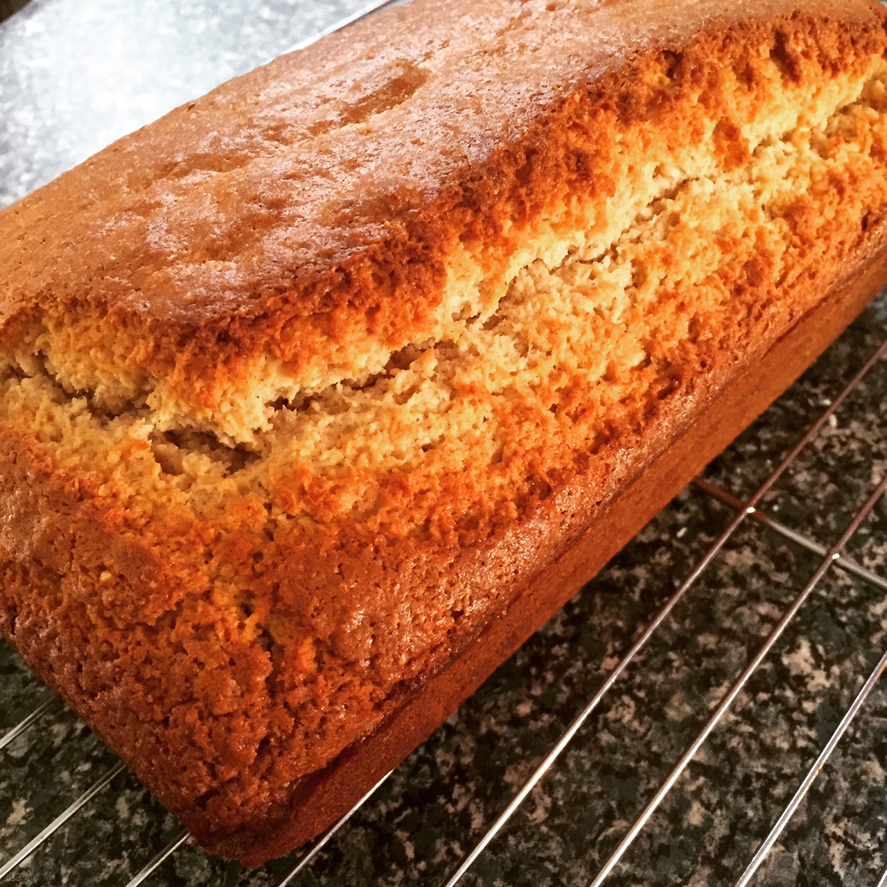 Coconut bread from the Smitten Kitchen's recipe