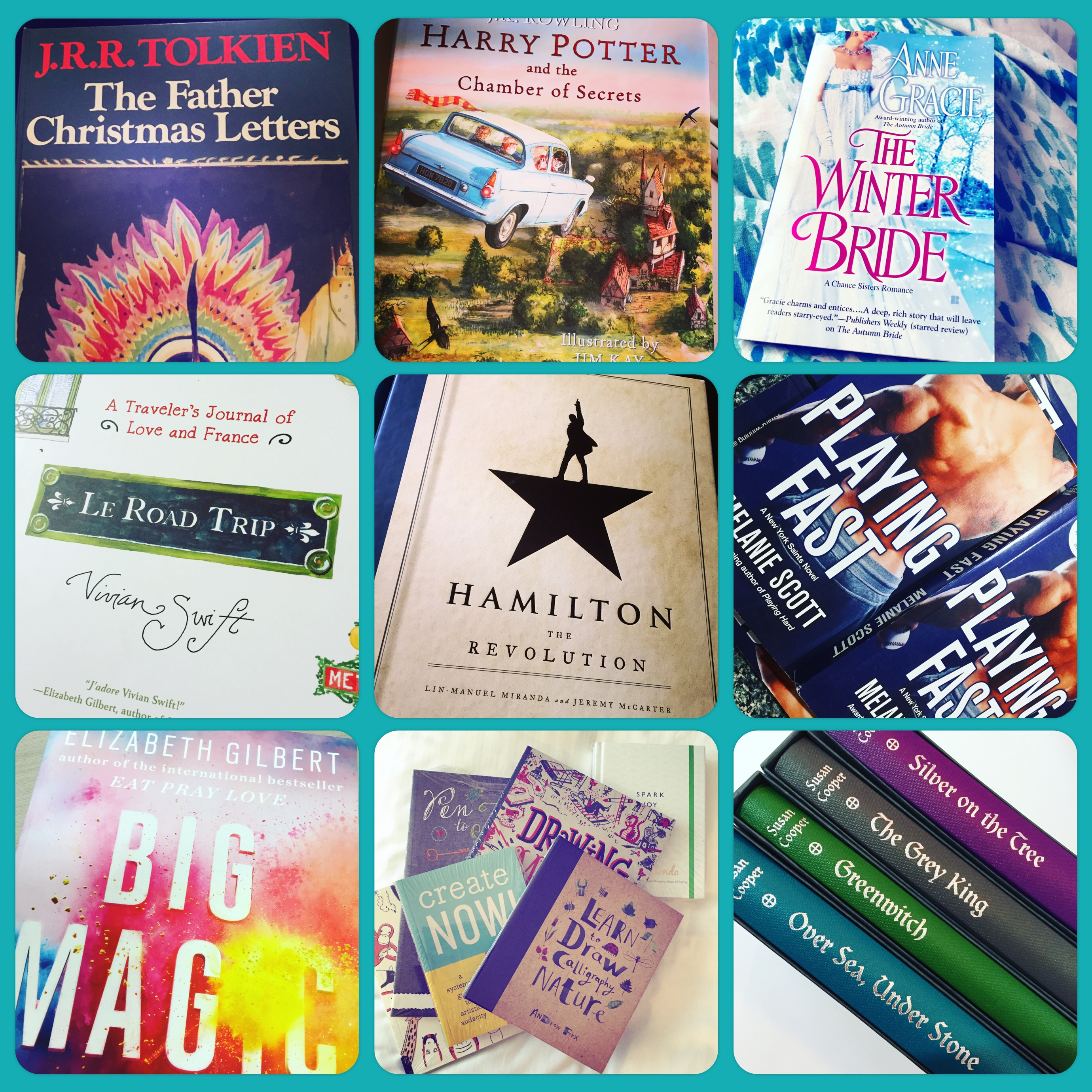 A year in books #11