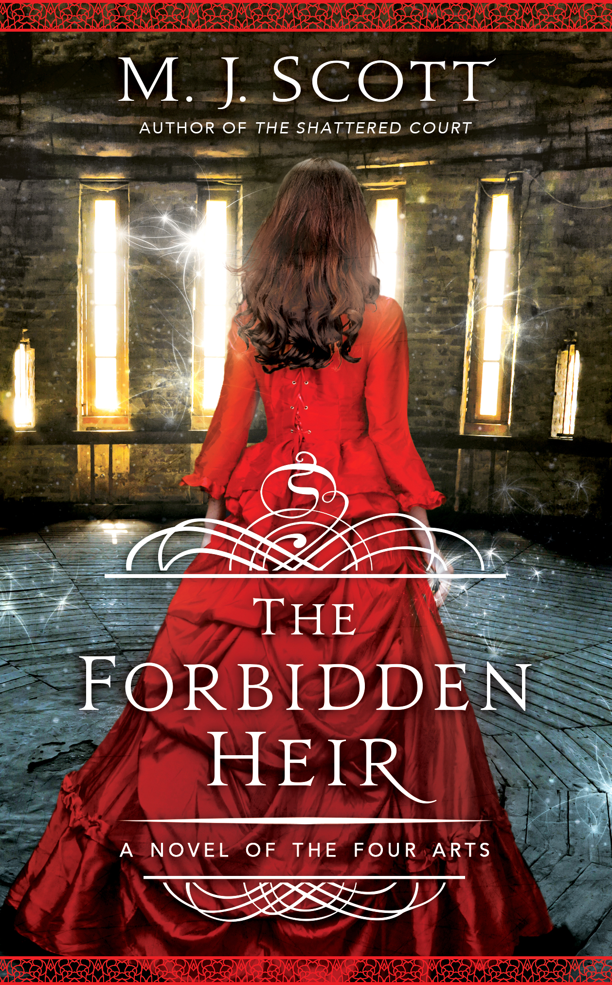 The Forbidden Heir is up for pre-order