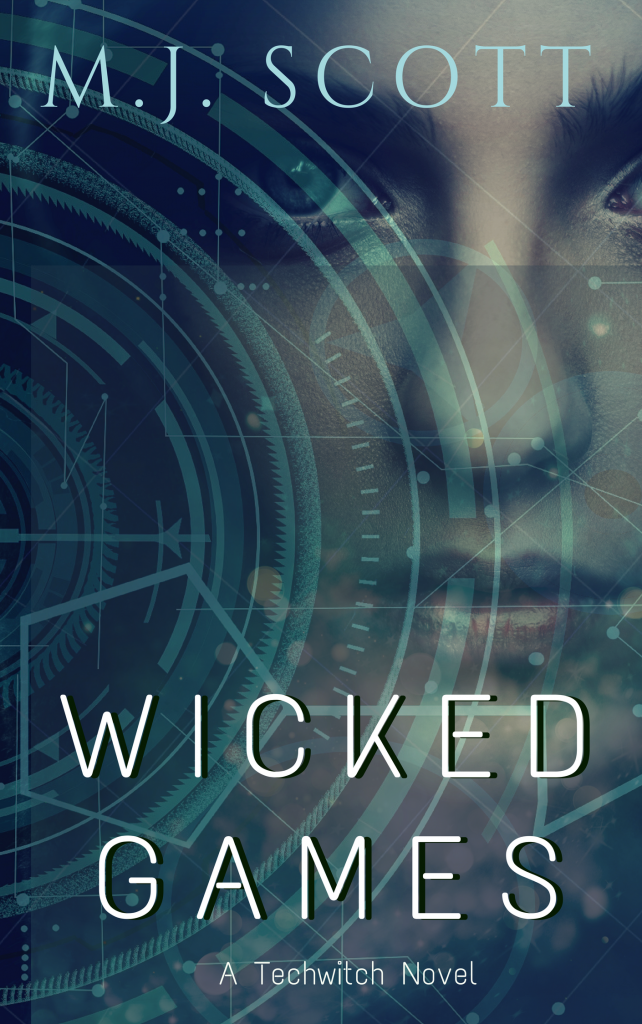Cover image for Wicked Games by M.J. Scott