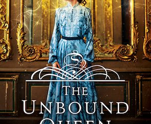 The Unbound Queen is out today!