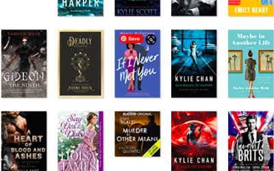A year in books – the 2020 edition